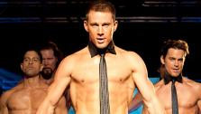Channing Tatum appears in a still from the 2012 film, Magic Mike. - Provided courtesy of Warner Bros. Pictures