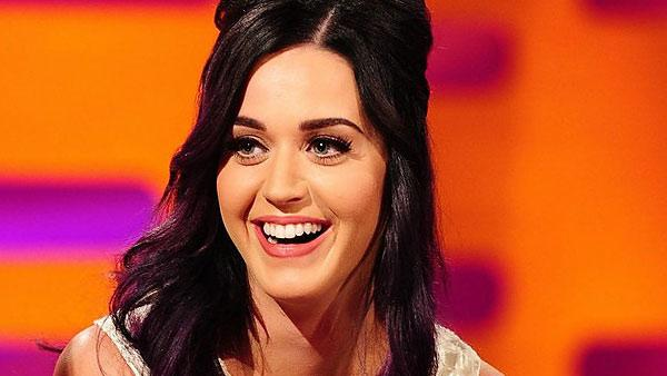 Katy Perry appears in a still from her June 2012 appearance on The Graham Norton Show. - Provided courtesy of BBC