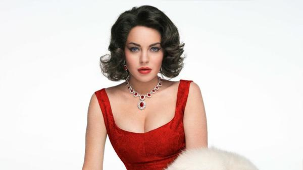 Lindsay Lohan appears in a promotional photo for the 2012 Lifetime Original Movie, Liz and Dick. - Provided courtesy of OTRC / Lifetime