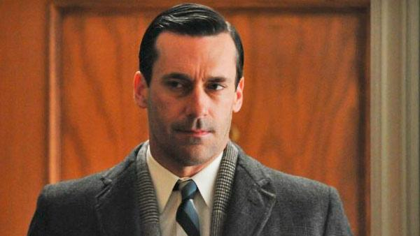 Jon Hamm appears in a scene from Mad Men in an episode that aired on June 10, 2012. - Provided courtesy of AMC