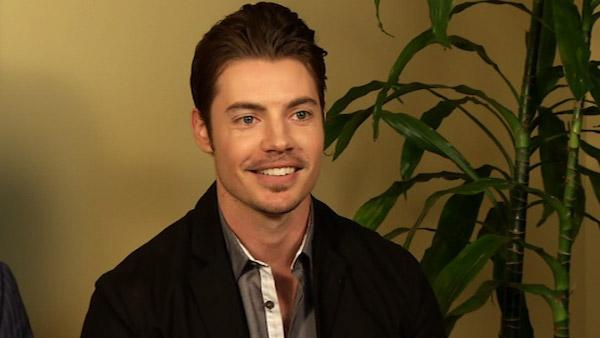 Josh Henderson: I cried when I was cast on 'Dallas'