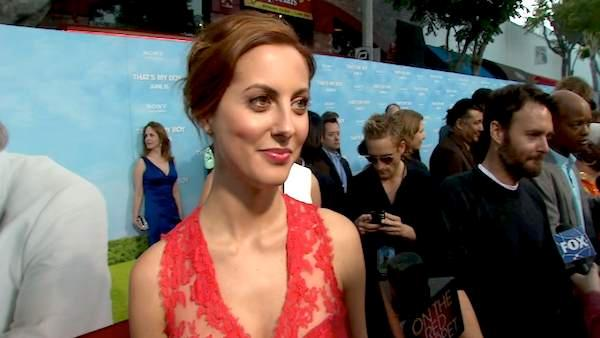 Eva Amurri Martino on 'wild' character