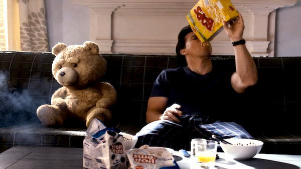 Watch the trailer for 'Ted'