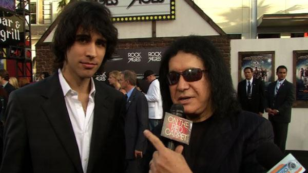 KISS' Gene Simmons defines 'rock star'