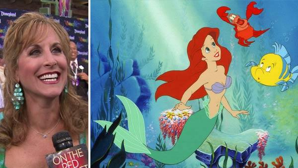 Meet the real 'Little Mermaid' - Jodi Benson