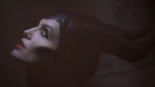 Angelina Jolie appears as the title character in Walt Disney Studios film Maleficent, set for release on March 14, 2014. - Provided courtesy of Walt Disney Studios