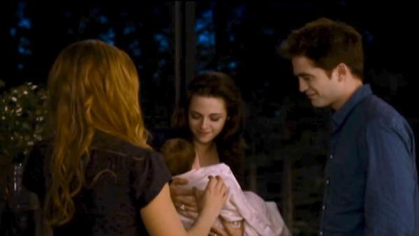 'Twilight: Breaking Dawn - Part 2' new teaser