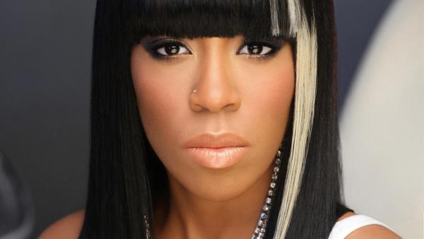 K. Michelle appears in an undated photo from her official website. - Provided courtesy of kmichellemusic.com