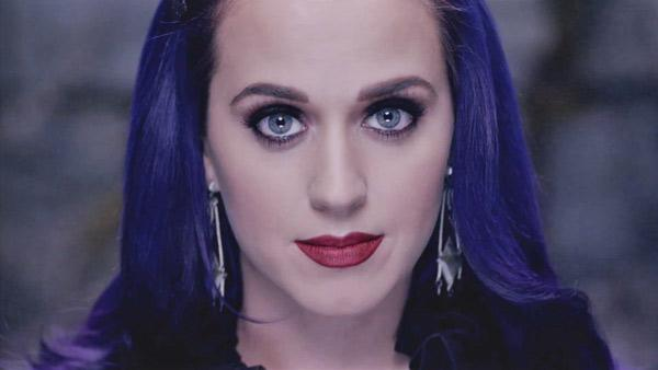 Katy Perry appears in a still from the video for Wide Awake, released on June 19, 2012. - Provided courtesy of Capitol Records, LLC