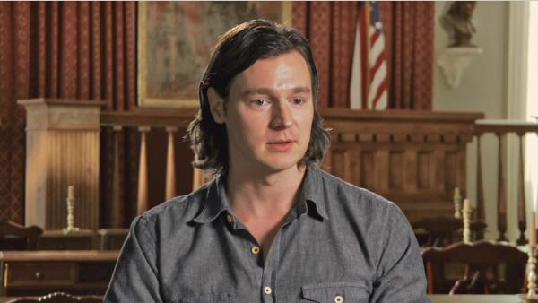 Benjamin Walker talks playing Abe Lincoln
