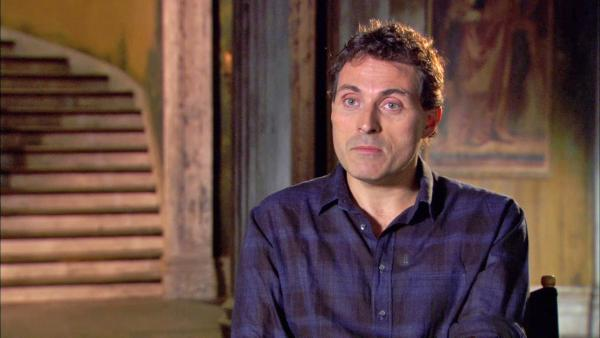 Rufus Sewell on 'Vampire Hunter' director