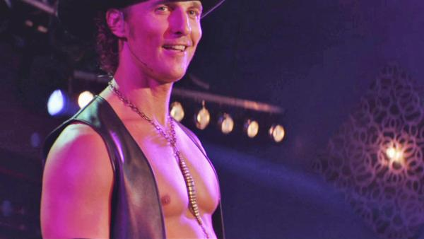 Matthew McConaughey explains the rules in 'Magic Mike'