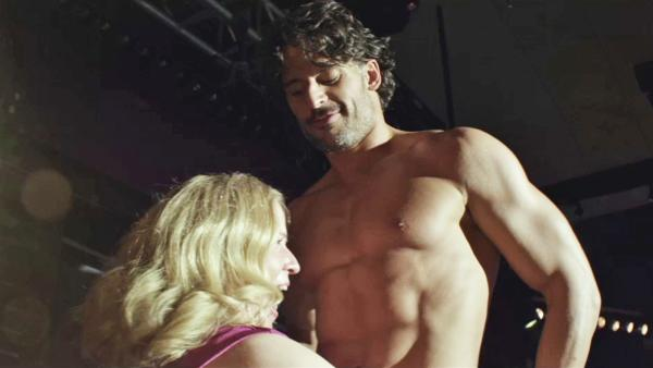 Joe Manganiello's Shadow Dance from 'Magic Mike'