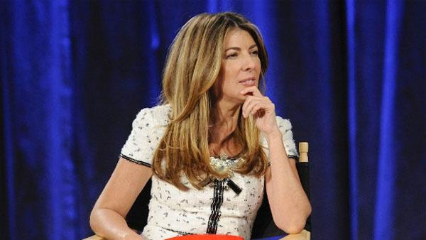 (Pictured: Nina Garcia of 'Project Runway' in an undated picture from the show.)