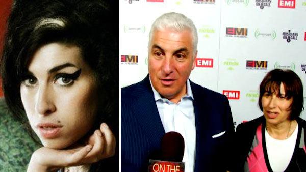 Amy Winehouse appears in a photo posted on the singers Facebook page on November 9, 2007.  / Mitch and Janis Winehouse talk about their daughter Amy Winehouses tribute at the 2012 Grammy Awards and Tony Bennett. - Provided courtesy of OTRC