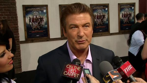 Alec Baldwin talks to OnTheRedCarpet.com at the premiere of Rock of Ages on June 8, 2012. - Provided courtesy of OTRC