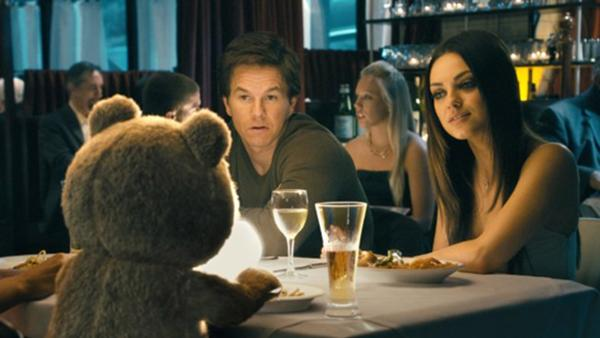 'Ted,' 'Magic Mike' - movie reviews