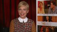 Michelle Williams talks about her comedy drama Take this Waltz, says its intense and very similar to real life. - Provided courtesy of OTRC