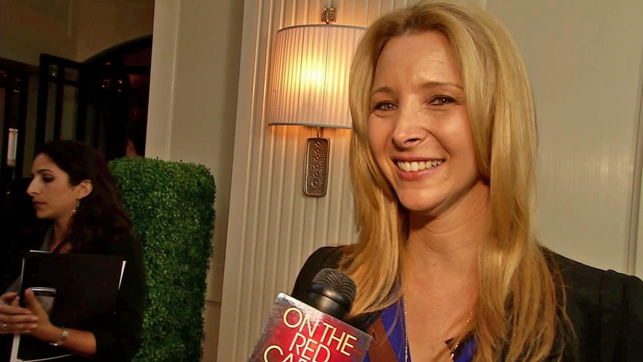 Lisa Kudrow talks to OnTheRedCarpet.com in an interview in June 2012.
