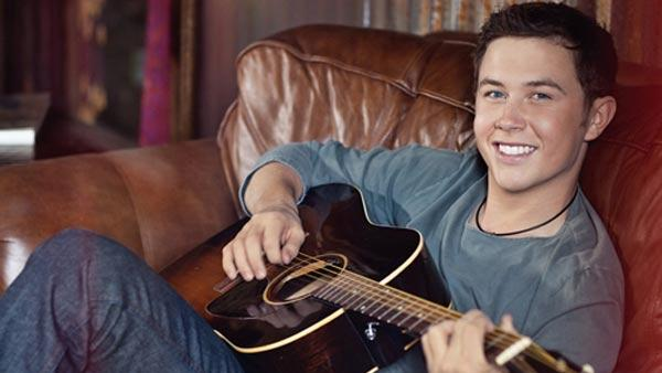 Scotty McCreery, winner of the 10th season of 'American Idol,' appears in an undated photo from his facebook page.