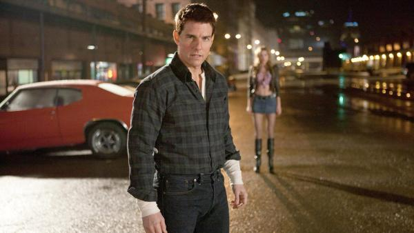 Tom Cruise appears in a scene from the movie Jack Reacher, released on Dec. 21, 2012. - Provided courtesy of Paramount Pictures