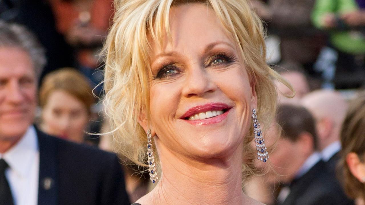 Melanie Griffith arrives for the 84th Annual Academy Awards from Hollywood, CA February 26, 2012.