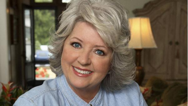 Paula Deen appears in a 2010 promotional photo posted on the Food Network's website.