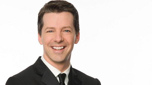 Sean Hayes appears in a promotional photo for the 2010 Tony Awards.
