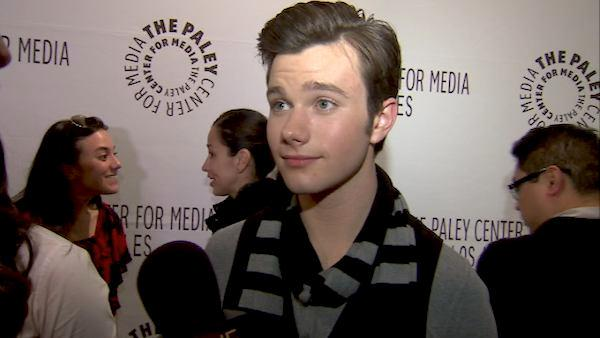 Chris Colfer talks to OnTheRedCarpet.com at a 2011 Paley Center event for 'Glee.'