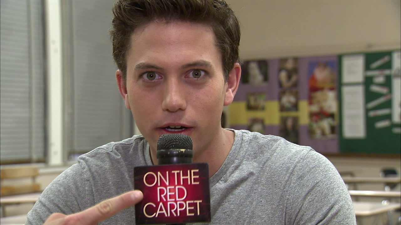 Jackson Rathbone talks to OnTheRedcarpet.com about Twilight and Aim High in a June 2012 interview.OTRC