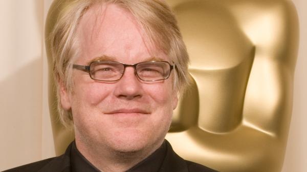 Best Actor Philip Seymour Hoffman backstage during the 78th Annual Academy Awards at the Kodak Theatre in Hollywood, CA on Sunday, March 5, 2006. - Provided courtesy of A.M.P.A.S.