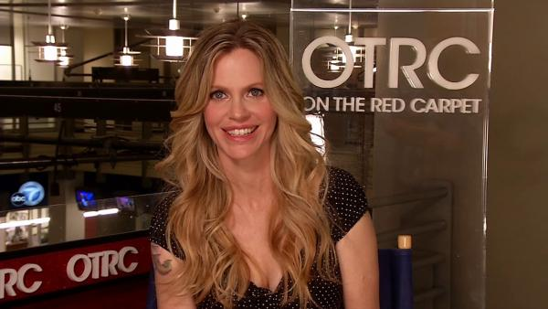 Kristin Bauer van Straten: I've seen Alex naked (Part 2)