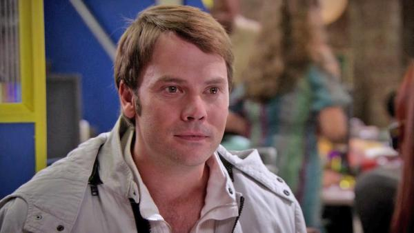 Barry Watson appears in a scene from the 2011 TV film My Future Boyfriend. - Provided courtesy of Disney