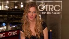 Kristin Bauer van Straten talks to OnTheRedCarpet.com at the KABC Television studios in Glendale, California on July 9, 2012. - Provided courtesy of OTRC