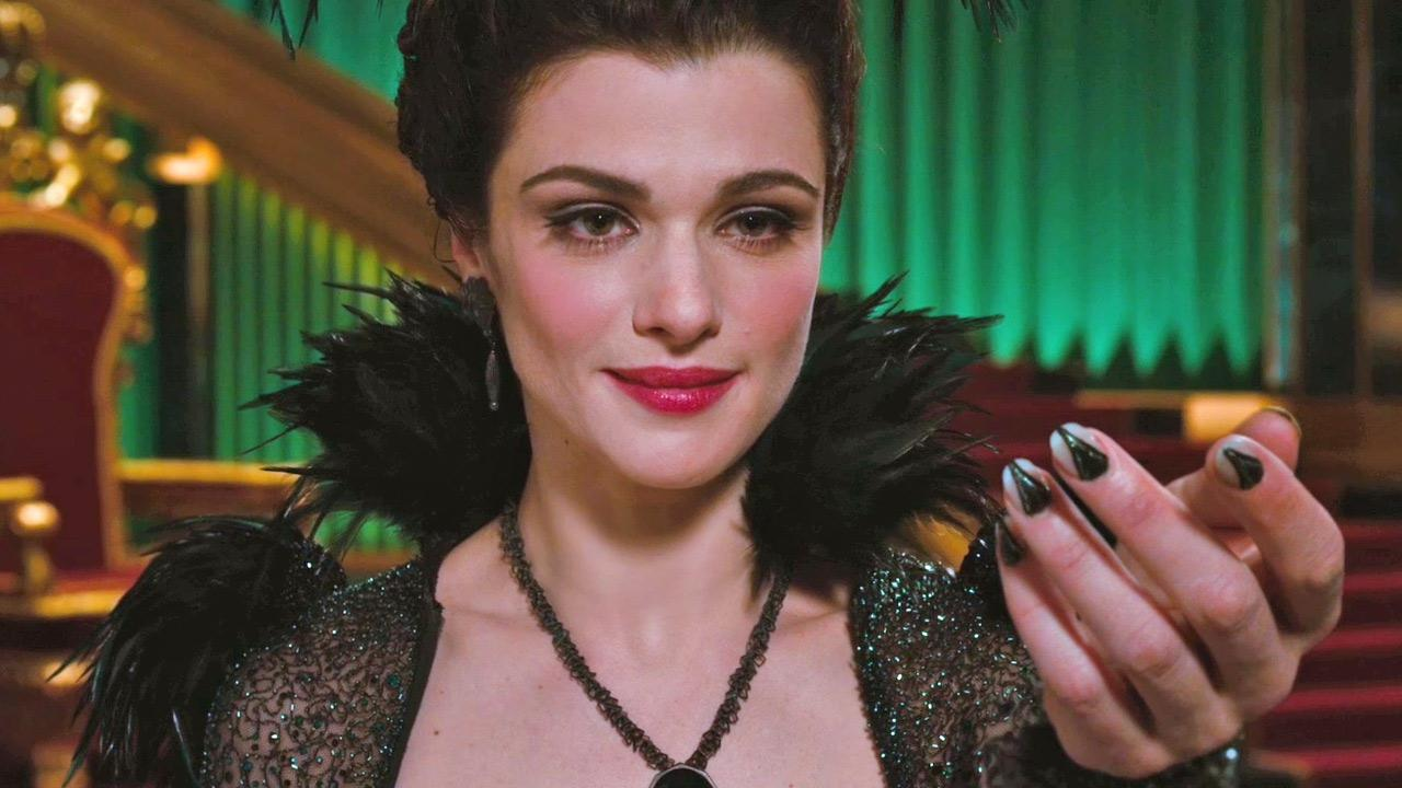 Rachel Weisz appears in a still from Oz the Great and Powerful.