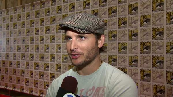 Peter Facinelli talks 'Twilight' at Comic-Con