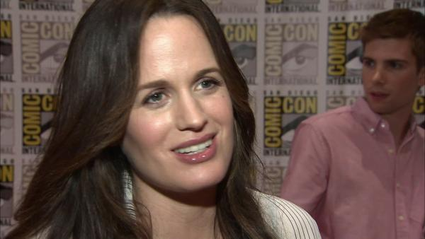 Elizabeth Reaser of 'Twilight' at Comic-Con