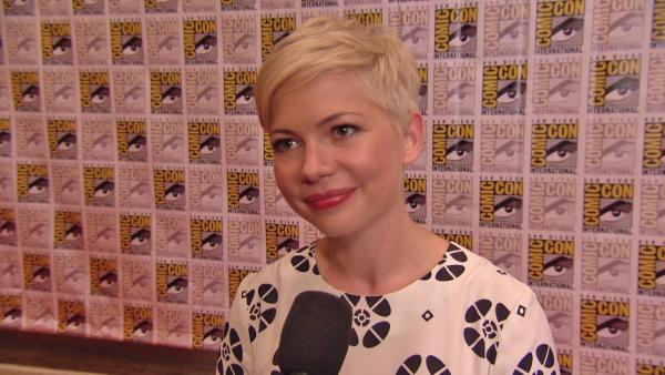 Michelle Williams talks about 'Oz the Great and Powerful'
