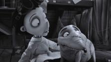 A still from Frankenweenie. - Provided courtesy of none / Disney