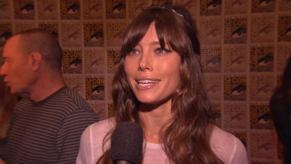 Jessica Biel talks about 'Total Recall'