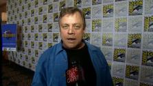 Mark Hamill talks to OnTheRedCarpet.com at San Diego Comic-Con on July 13, 2012. - Provided courtesy of OTRC