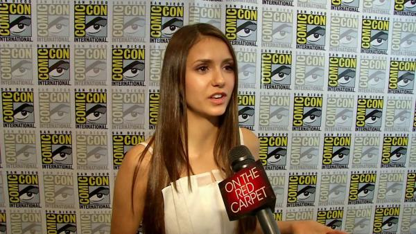 Nina Dobrev on 'The Vampire Diaries' season 4