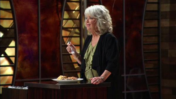Paula Deen on 'MasterChef' - behind the scenes