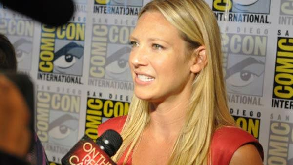 Anna Torv talks missing 'Fringe' at Comic-Con