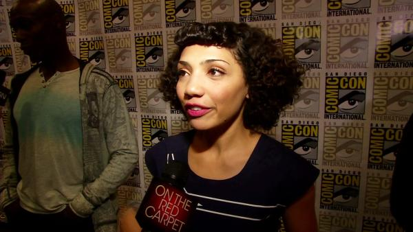 Jasika Nicole talks 'Fringe' at Comic-Con