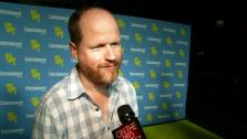 Joss Whedon talks to OnTheRedCarpet.com at San Diego Comic-Con about the Buffy reunion on July 25, 2012. - Provided courtesy of OTRC