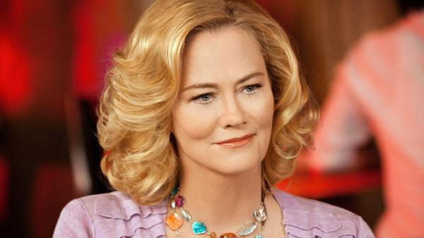 Cybill Shepherd appears in a still from the Lifetime series, The Client List. - Provided courtesy of Lifetime