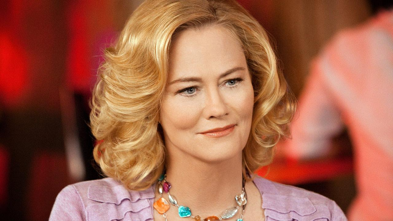 Cybill Shepherd appears in a still from the Lifetime series, The Client List.Lifetime
