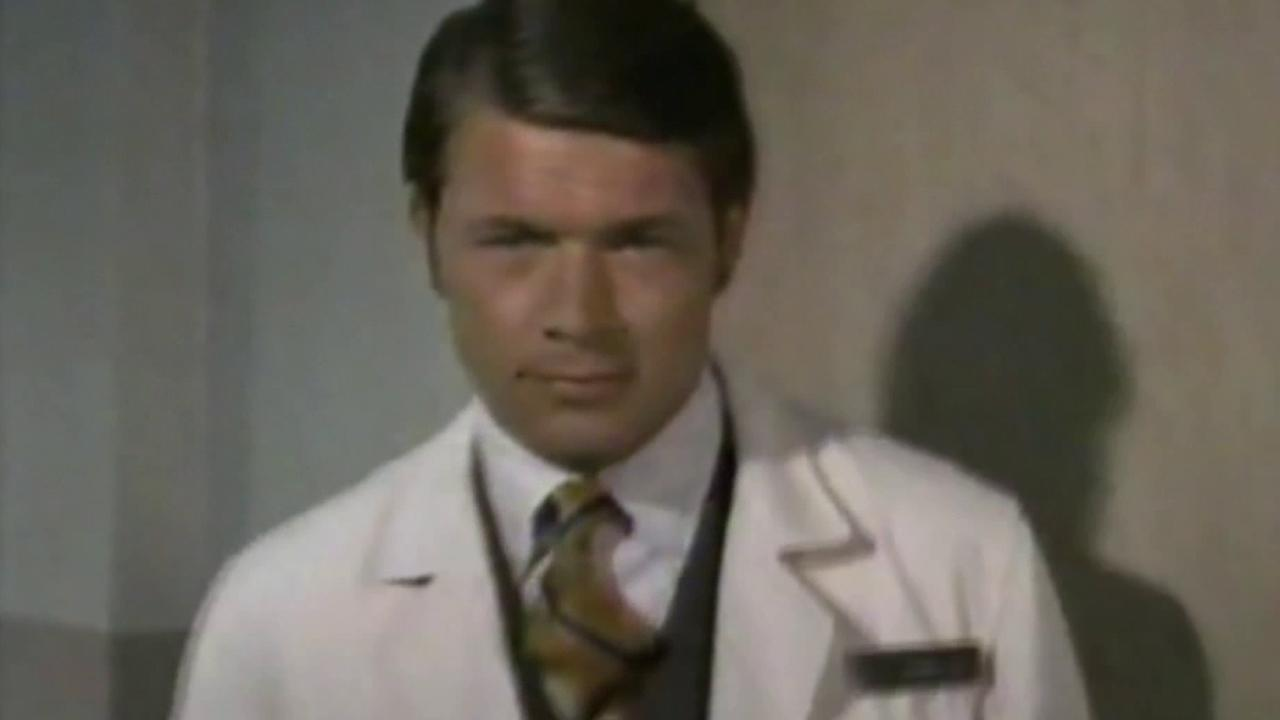 Chad Everett appears in a scene from the TV show Medical Center in this undated file photo.CBS