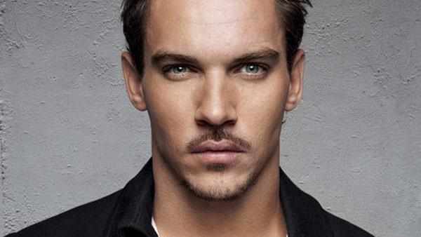 Jonathan Rhys Meyers appears in a promotional photo for his upcoming NBC series Dracula. - Provided courtesy of NBC